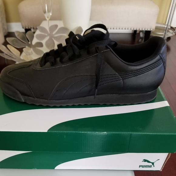 Puma Shoes | Mens Puma Roma Sneex Size